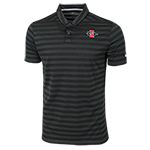 Nike SD Spear Stripe Polo-Charcoal