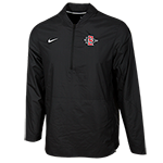 2018 Nike Sideline 1/4 Zip Jacket-Black