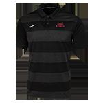 2018 Nike Sideline SDSU Polo-Black   Charcoal c1337d517