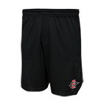 2018 Nike Sideline SD Spear Dry Knit Short-Black
