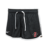 2018 Women's Nike Sideline Reversible Short-Black