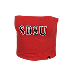 Women's SDSU Bandeau Tank-Red