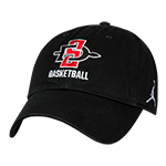 Nike Jordan SD Spear Basketball Adjustable Cap-Black