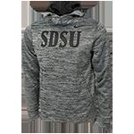 2018 Nike Sideline SDSU Sweatshirt-Charcoal 832a14f29