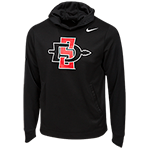 2018 Nike Sideline SD Spear Sweatshirt -Black