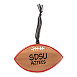 SDSU Aztecs Football Ornament