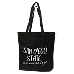 San Diego State University Tote-Black