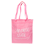 San Diego State University Tote-Purple