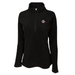 Women's SD Spear 1/2 Zip Fleece-Black