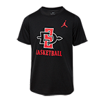 Youth Nike Jordan SD Spear Tee