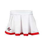 Women's SD Spear Tailgate Skirt-White