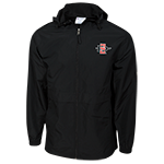 SD Spear Water Resistant Jacket-Black