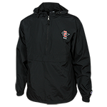 SD Spear Mom Water Resistant Jacket-Black