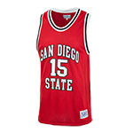 Kawhi Leonard #15 Basketball Jersey-Red
