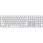 Magic Keyboard with Numeric Keypad - US English - Silver