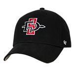 Youth SD Spear Adjustable Cap-Black