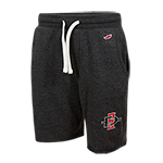 SD Spear Jogger Short-Charcoal