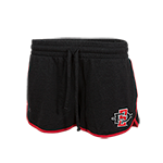 Women's Under Armour SD Spear Training Short-Black