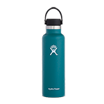 Hydro Flask 21 oz Standard Mouth Bottle-Jade
