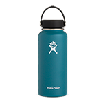 Hydro Flask 32 oz Wide Mouth Bottle-Jade