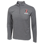 Nike SD Spear Aztecs 1/4 Zip Sweatshirt-Gray