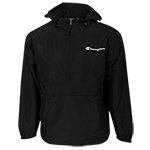 Champion Water Resistant Packable Jacket-Black