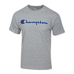 Champion Tee-Oxford Gray