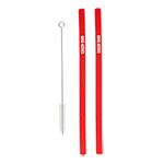 SDSU Aztecs Straws-Red