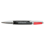 San Diego State Ballpoint Pen-Red/Black