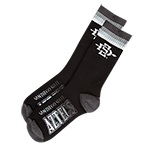 Ombre SD Spear Socks-Black
