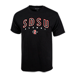 SD Spear Alumni Tee-Black