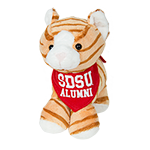 SDSU Alumni Cat Plush