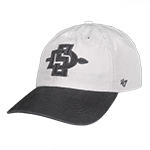 SD Spear Clean Up Adjustable Cap-Natural