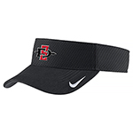 2019 Nike SD Spear Sideline Visor-Black