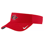 2019 Nike SD Spear Sideline Visor-Red