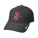 2019 Nike SD Spear Sideline Adjustable Cap-Charcoal
