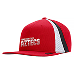 2019 Nike Sideline Pro Adjustable Flatbill Cap-Red