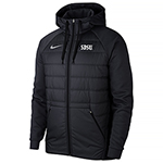 2019 Nike Sideline Winterized Therma Jacket-Black