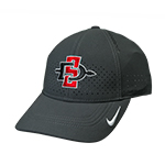 2019 Youth Nike Sideline Adjustable Cap-Charcoal