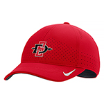 2019 Youth Nike Sideline Adjustable Cap-Red