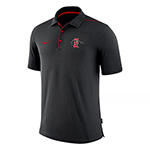 2019 Nike Sideline Team Issue Polo-Black