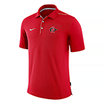 2019 Nike Sideline Team Issue Polo-Red
