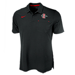 2019 Nike Sideline Elite Polo-Black