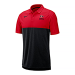2019 Nike Sideline Early Season Polo-Red/Black