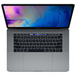 "Apple MacBook Pro 15"" w/ Touch Bar 2.3GHZ 9th-Gen Intel Core i9 512GB- Space Gray"