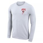 Nike Dri-Fit Aztecs Tee-White