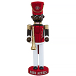 SDSU Aztecs Nutcracker - Dark Tone