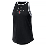 Women's Nike Aztecs High Neck Tank - Black