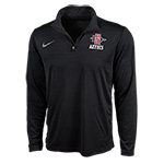Nike SD Spear Aztecs Intensity 1/4 Zip Top - Black