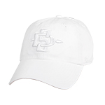 SD Spear Clean Up Adjustable Cap-White